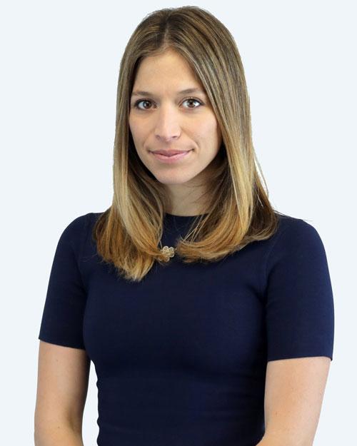 Carolina A. Bustamante headshot
