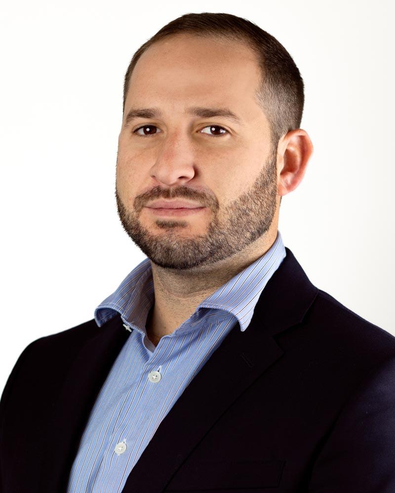 Javier Roque-Velasco headshot
