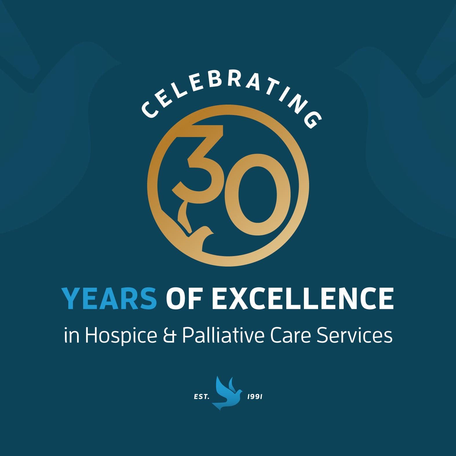 Celebrating 30 Years of Excellence in Hospice & Palliative Care Services