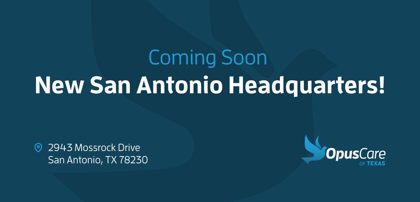 Coming Soon -- New San Antonio HeaderQuarters -- 2943 Mossrock Drive, San Antonio, TX 78230
