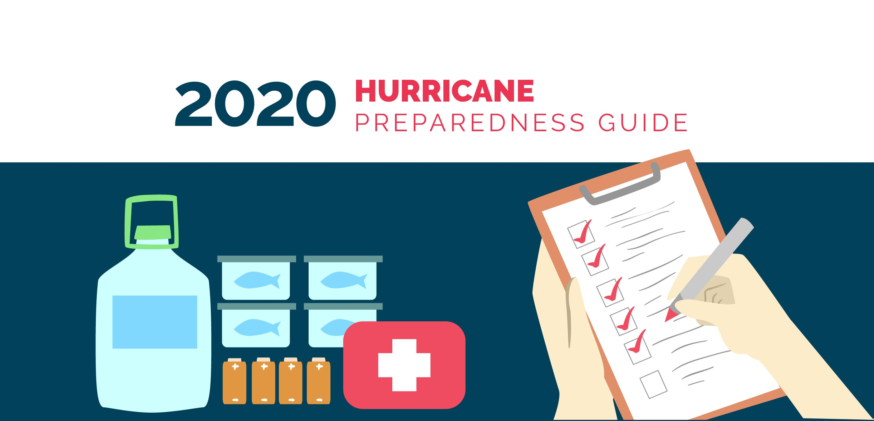 2020 Hurricane Preparedness Guide