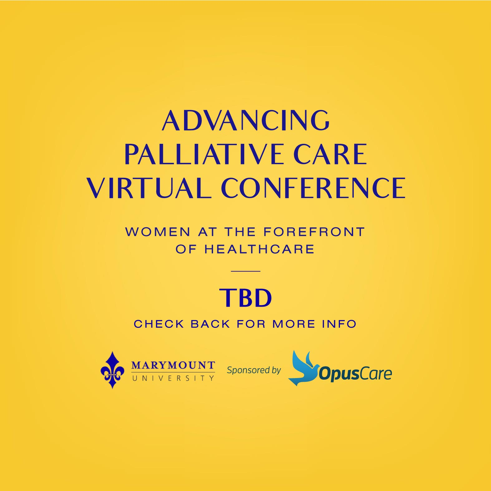 Advancing Palliative Care Virtual Conference mobile banner